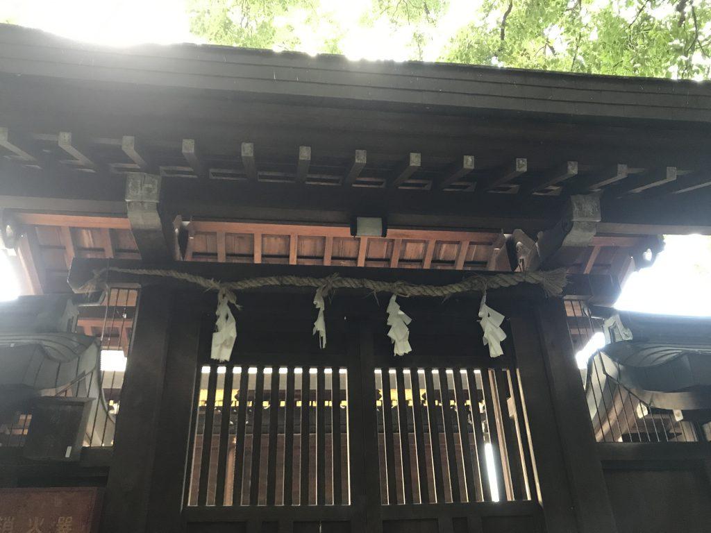 末社 神明社