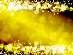 金運の黄色