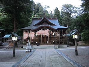 金剱宮_拝殿